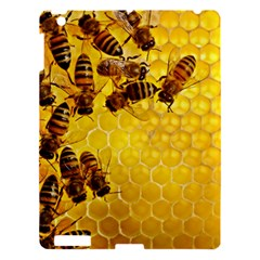 Honey Honeycomb Apple Ipad 3/4 Hardshell Case