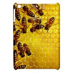 Honey Honeycomb Apple Ipad Mini Hardshell Case