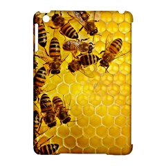 Honey Honeycomb Apple Ipad Mini Hardshell Case (compatible With Smart Cover)