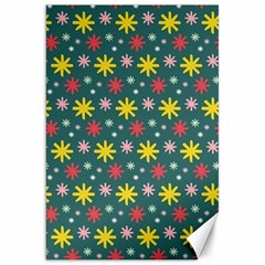 The Gift Wrap Patterns Canvas 20  X 30
