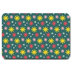 The Gift Wrap Patterns Large Doormat