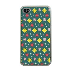 The Gift Wrap Patterns Apple Iphone 4 Case (clear)