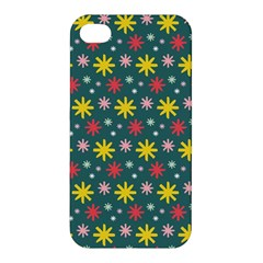 The Gift Wrap Patterns Apple Iphone 4/4s Hardshell Case by BangZart