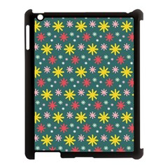 The Gift Wrap Patterns Apple Ipad 3/4 Case (black)