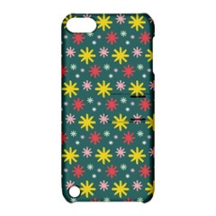 The Gift Wrap Patterns Apple Ipod Touch 5 Hardshell Case With Stand