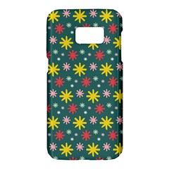 The Gift Wrap Patterns Samsung Galaxy S7 Hardshell Case