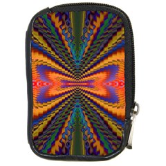 Casanova Abstract Art Colors Cool Druffix Flower Freaky Trippy Compact Camera Cases