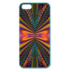 Casanova Abstract Art Colors Cool Druffix Flower Freaky Trippy Apple Seamless Iphone 5 Case (color) by BangZart