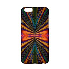 Casanova Abstract Art Colors Cool Druffix Flower Freaky Trippy Apple Iphone 6/6s Hardshell Case by BangZart