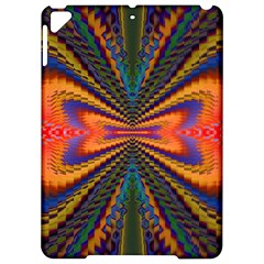 Casanova Abstract Art Colors Cool Druffix Flower Freaky Trippy Apple Ipad Pro 9 7   Hardshell Case by BangZart