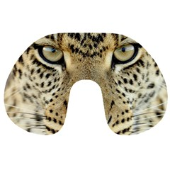 Leopard Face Travel Neck Pillows