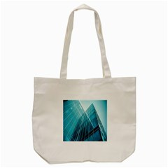 Glass Bulding Tote Bag (cream)