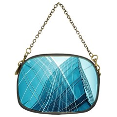 Glass Bulding Chain Purses (one Side)  by BangZart