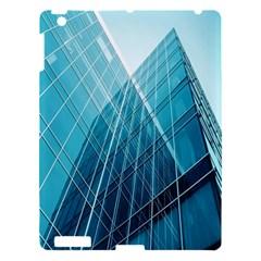 Glass Bulding Apple Ipad 3/4 Hardshell Case by BangZart
