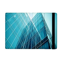 Glass Bulding Ipad Mini 2 Flip Cases