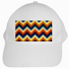 The Amazing Pattern Library White Cap