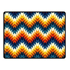 The Amazing Pattern Library Fleece Blanket (small)