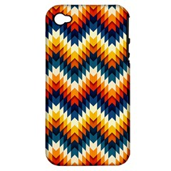 The Amazing Pattern Library Apple Iphone 4/4s Hardshell Case (pc+silicone)