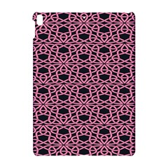 Triangle Knot Pink And Black Fabric Apple Ipad Pro 10 5   Hardshell Case by BangZart