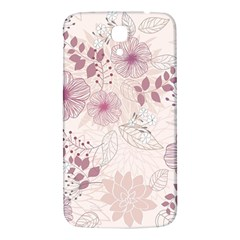 Leaves Pattern Samsung Galaxy Mega I9200 Hardshell Back Case