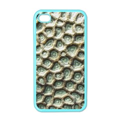 Ocean Pattern Apple Iphone 4 Case (color)