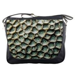 Ocean Pattern Messenger Bags by BangZart