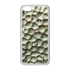 Ocean Pattern Apple Iphone 5c Seamless Case (white)