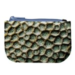 Ocean Pattern Large Coin Purse Front
