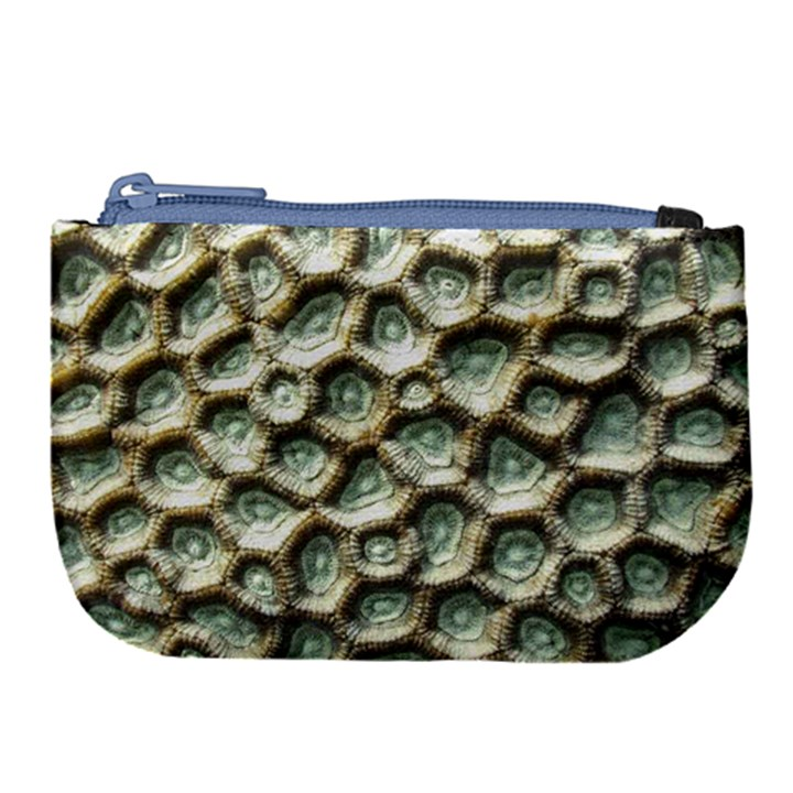 Ocean Pattern Large Coin Purse
