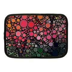 Circle Abstract Netbook Case (medium)  by BangZart