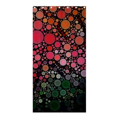 Circle Abstract Shower Curtain 36  X 72  (stall)  by BangZart