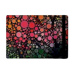 Circle Abstract Apple Ipad Mini Flip Case