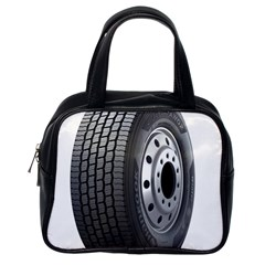 Tire Classic Handbags (one Side)