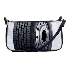 Tire Shoulder Clutch Bags by BangZart