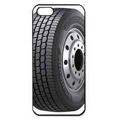 Tire Apple Iphone 5 Seamless Case (black)