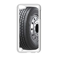 Tire Apple Ipod Touch 5 Case (white) by BangZart