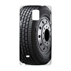 Tire Samsung Galaxy Note 4 Hardshell Case
