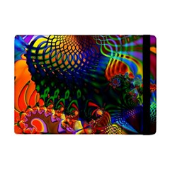 Colored Fractal Ipad Mini 2 Flip Cases