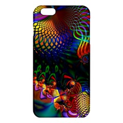 Colored Fractal Iphone 6 Plus/6s Plus Tpu Case by BangZart