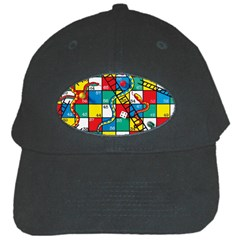 Snakes And Ladders Black Cap
