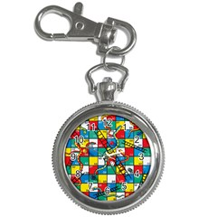 Snakes And Ladders Key Chain Watches