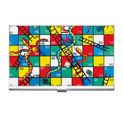 Snakes And Ladders Business Card Holders by BangZart