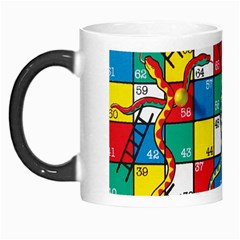 Snakes And Ladders Morph Mugs