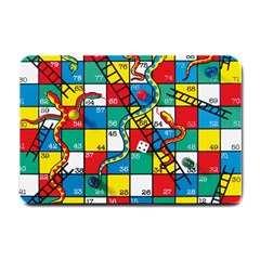 Snakes And Ladders Small Doormat
