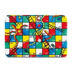 Snakes And Ladders Plate Mats