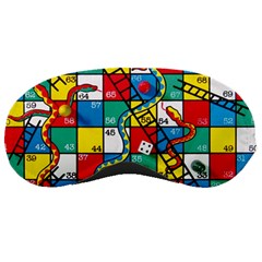 Snakes And Ladders Sleeping Masks