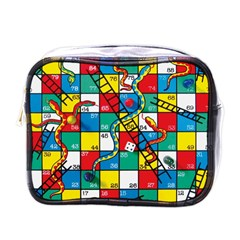 Snakes And Ladders Mini Toiletries Bags