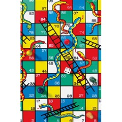 Snakes And Ladders 5 5  X 8 5  Notebooks by BangZart