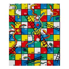 Snakes And Ladders Shower Curtain 60  X 72  (medium)