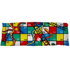Snakes And Ladders Body Pillow Case (dakimakura)